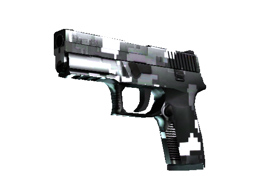 P250 | Metallic DDPAT (Minimal Wear)