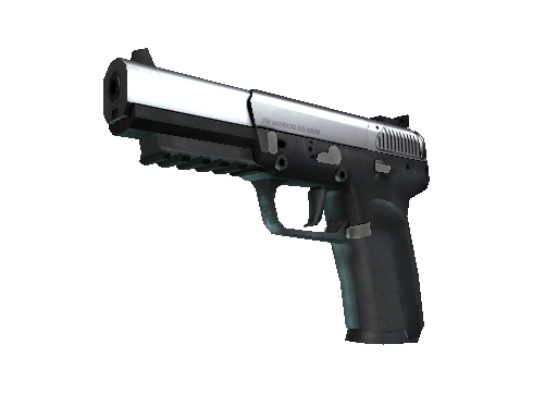 Five-SeveN | Anodized Gunmetal (Factory New)
