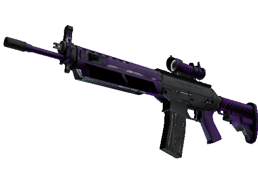 SG 553 | Ultraviolet (Field-Tested)