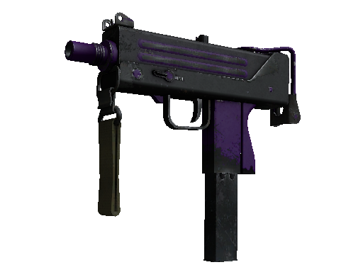 MAC-10 | Ultraviolet (Field-Tested)
