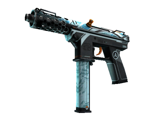 Tec-9 | Avalanche (Well-Worn)