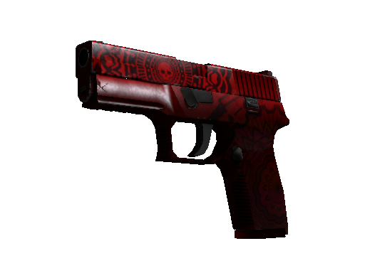 P250 | Muertos (Battle-Scarred)