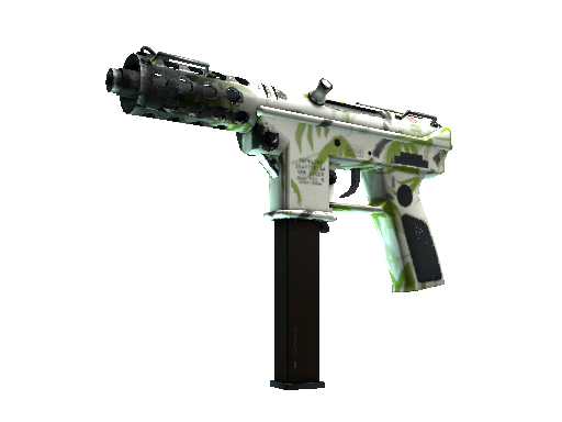 Tec-9 | Bamboo Forest (Well-Worn)