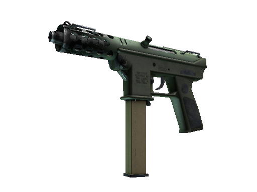 Souvenir Tec-9 | Groundwater (Field-Tested)