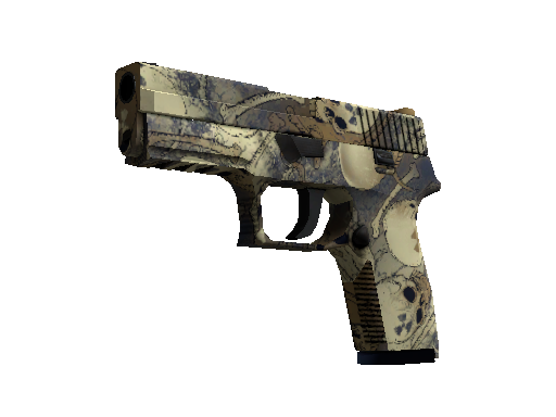 Souvenir P250 | Contamination (Factory New)