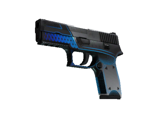 StatTrak™ P250 | Valence (Well-Worn)