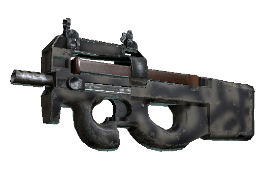 Souvenir P90 | Scorched (Field-Tested)