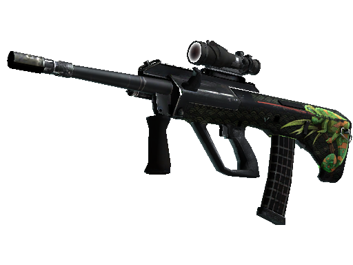 StatTrak™ AUG | Chameleon (Field-Tested)