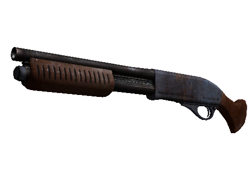 Sawed-Off | Rust Coat (Field-Tested)