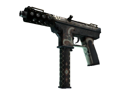 StatTrak™ Tec-9 | Jambiya (Battle-Scarred)