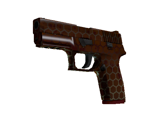 StatTrak™ P250 | Hive (Factory New)