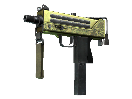StatTrak™ MAC-10 | Graven (Field-Tested)