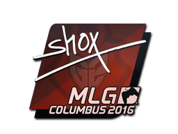 Sticker | shox | MLG Columbus 2016