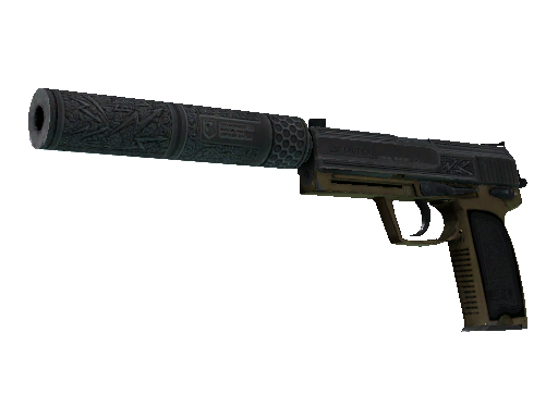 StatTrak™ USP-S | Lead Conduit (Battle-Scarred)