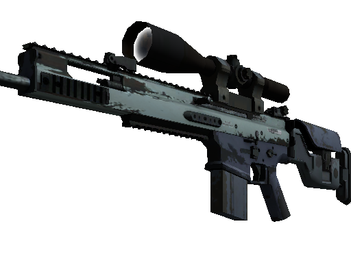 Souvenir SCAR-20 | Storm (Field-Tested)