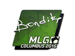 Sticker | bondik | MLG Columbus 2016