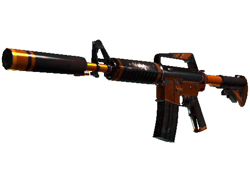 StatTrak™ M4A1-S | Atomic Alloy (Well-Worn)