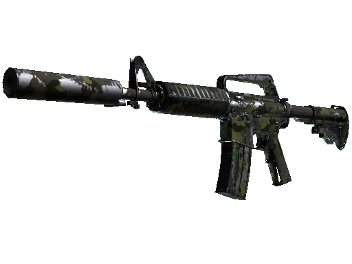 Souvenir M4A1-S | Boreal Forest (Battle-Scarred)
