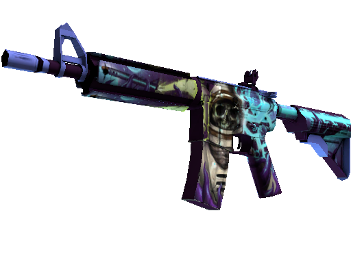 StatTrak™ M4A4 | Desolate Space (Field-Tested)