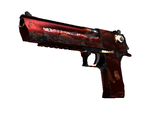 Desert Eagle | Sunset Storm壱(Well-Worn)