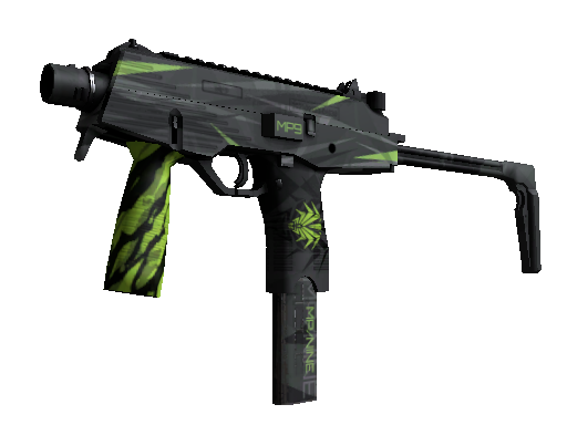 StatTrak™ MP9 | Deadly Poison (Factory New)