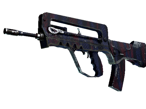 FAMAS | Teardown (Well-Worn)