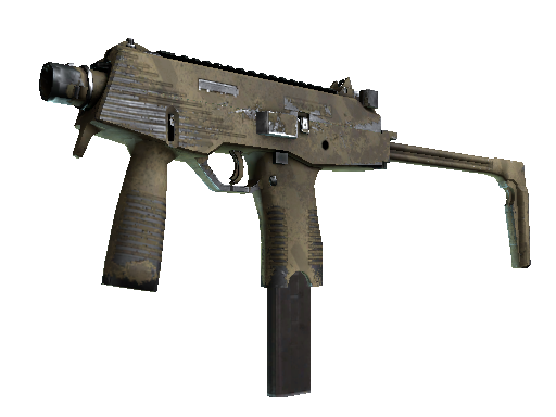 Souvenir MP9 | Sand Dashed (Well-Worn)