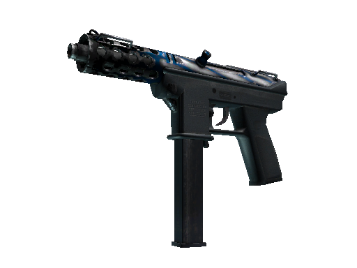 StatTrak™ Tec-9 | Titanium Bit (Field-Tested)
