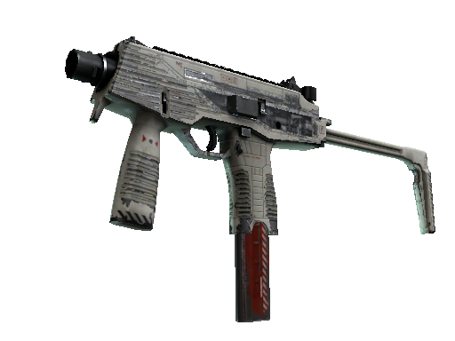 StatTrak™ MP9 | Airlock (Battle-Scarred)