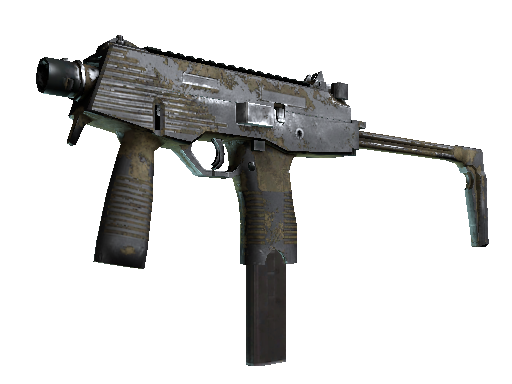 Souvenir MP9 | Sand Dashed (Battle-Scarred)