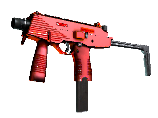 MP9 | Hot Rod (Minimal Wear)