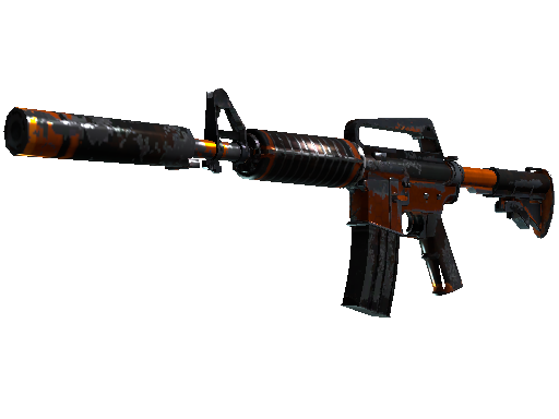 StatTrak™ M4A1-S | Atomic Alloy (Battle-Scarred)