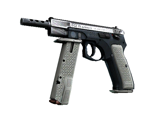 StatTrak™ CZ75-Auto | Imprint (Field-Tested)