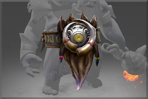 Champion's Belly Belt