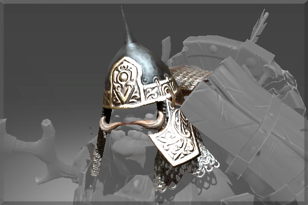 Old Helmet of the Bogatyr