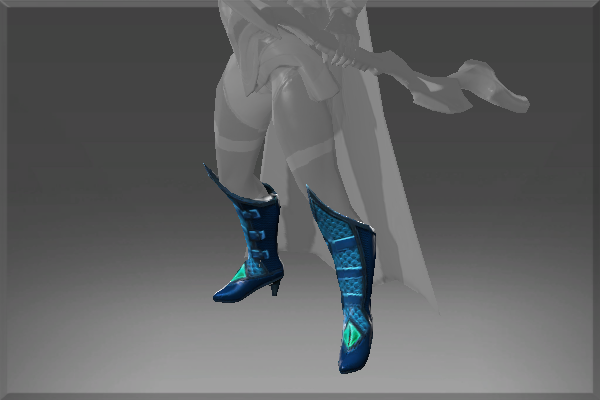 Boots of the Eldwurm's Touch