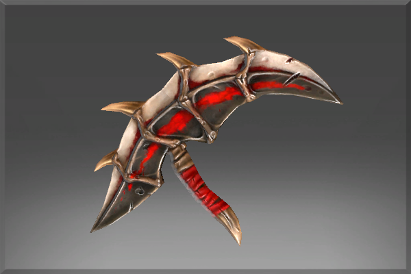 Offhand Blade of the Weeping Beast