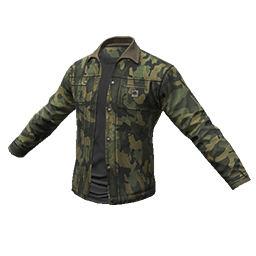 Forest Camo Jacket