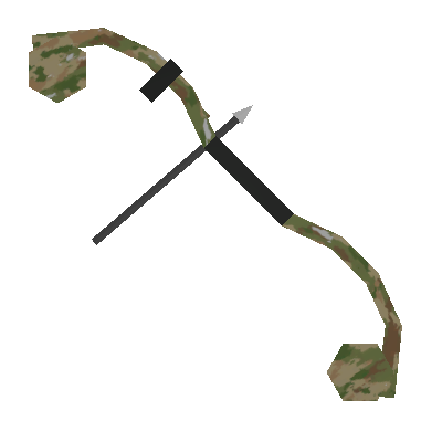 Multicam Compound Bow