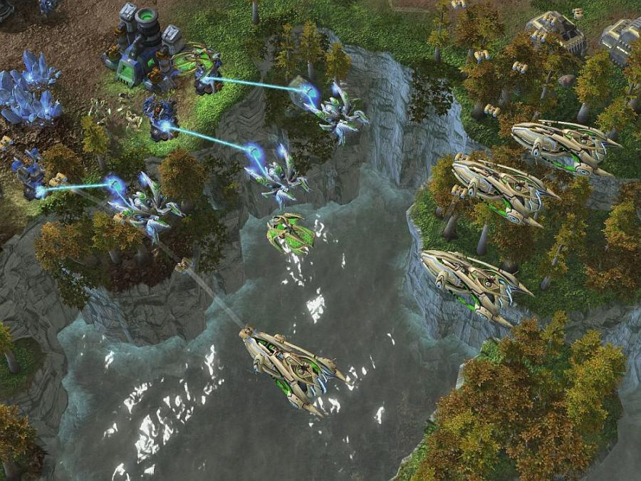 Starcraft 2 - Key Screenshot 4