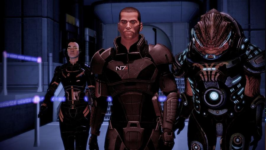 Mass Effect 2 Screenshot 1