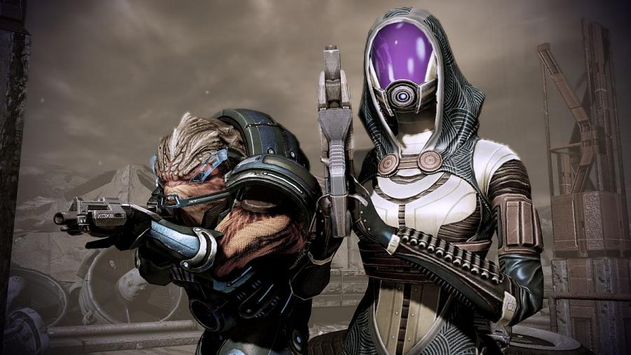 Mass Effect 2 Screenshot 2