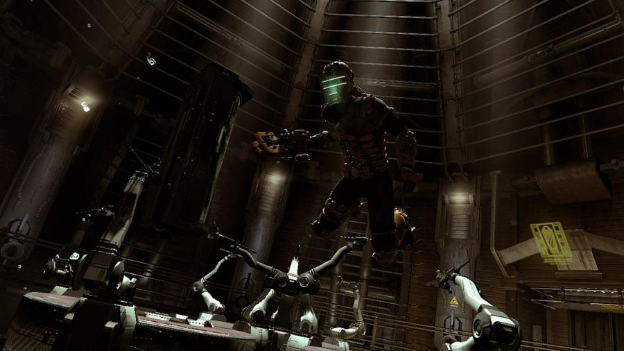Dead Space 2 - Uncut Key Screenshot 4