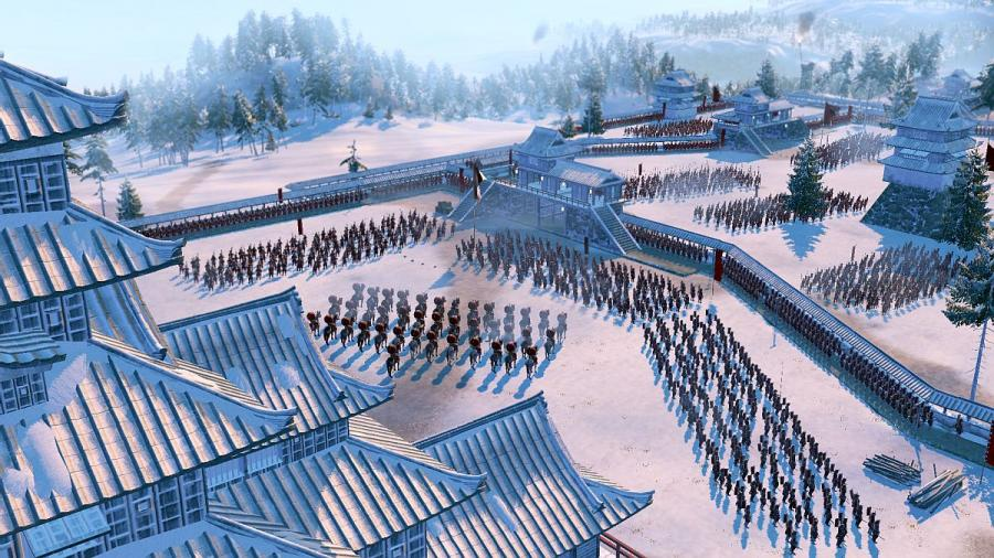 Total War: Shogun 2 Screenshot 3