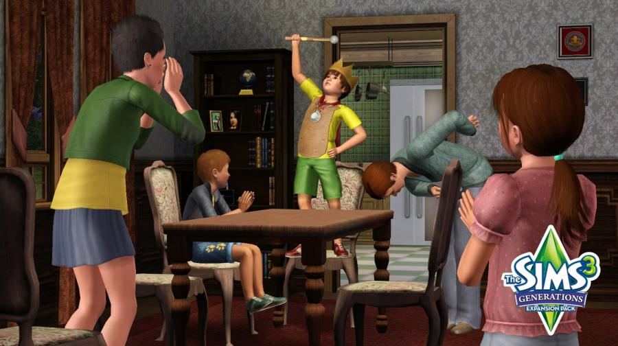 how to add a sim on sims 3