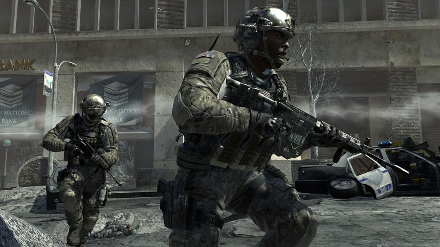 Call of Duty 8 - Modern Warfare 3 (Uncut) Screenshot 11