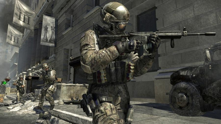 Call of Duty 8 - Modern Warfare 3 (Uncut) Screenshot 9