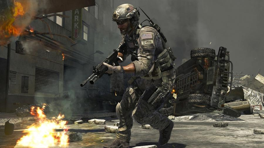 Call of Duty 8 - Modern Warfare 3 (Uncut) Screenshot 1