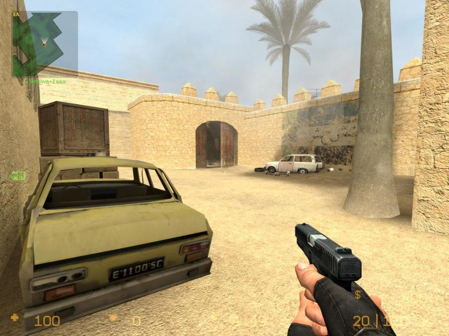 Counter Strike Source Screenshot 1