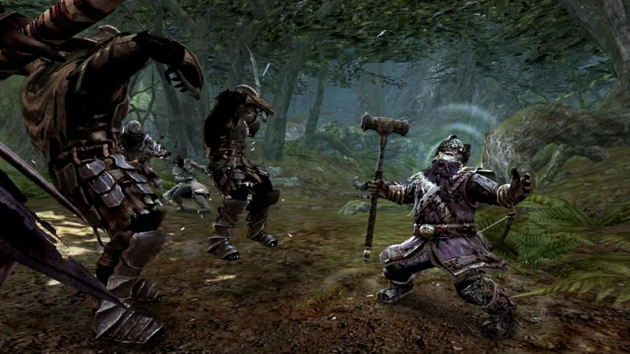 Lord of the Rings: War in the North Screenshot 5